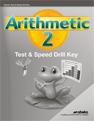 Arithmetic 2 Tests and Speed Drills Key—Revised