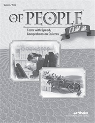 Of People Quiz and Test Book—Revised