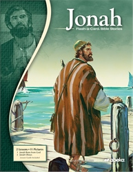 Jonah Flash-a-Card Bible Stories—New