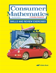 Consumer Mathematics Skills and Review Exercises