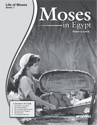 Moses in Egypt Lesson Guide—Revised