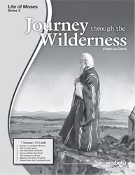 Journey through the Wilderness Lesson Guide—Revised