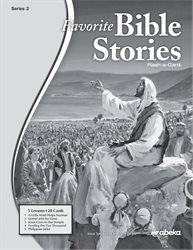 Favorite Bible Stories 2 Lesson Guide—Revised