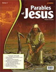 Parables of Jesus 2 Flash-a-Card