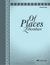 Of Places Answer Key