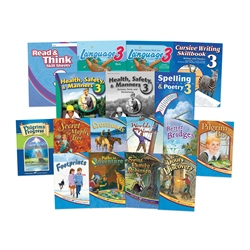 Grade 3 Language Arts Child Kit