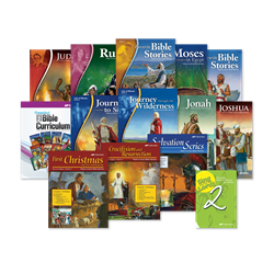 Homeschool Grade 2 Bible Kit—New