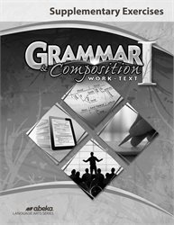 Grammar and Composition I Supplementary Exercises—New
