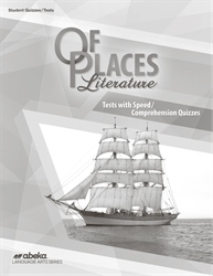 Of Places Quiz and Test Book—Revised