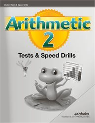 Arithmetic 2 Tests and Speed Drills—Revised