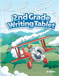 2nd Grade Writing Tablet—New