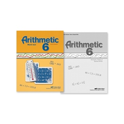 Grade 6 Arithmetic Child Kit