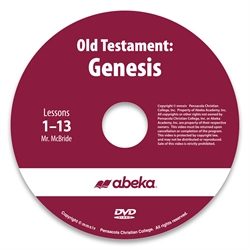 Old Testament: Genesis DVD Monthly Rental