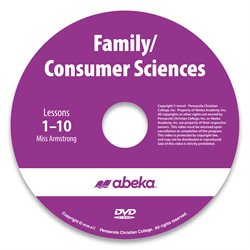 Family and Consumer Science DVD Monthly Rental