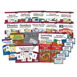 K5 Complete Parent Kit (Manuscript)