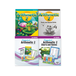 Grade 2 Arithmetic Parent Kit—Revised
