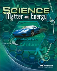 Science: Matter and Energy Digital Textbook