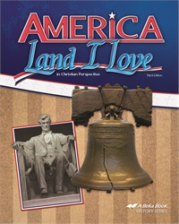 America: Land I Love Digital Textbook