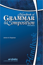 Handbook of Grammar and Composition Digital Textbook