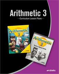Arithmetic 3 Curriculum Lesson Plans—Revised