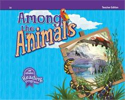 Among the Animals Teacher Edition—New