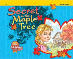 Secret in the Maple Tree Teacher Edition—Revised