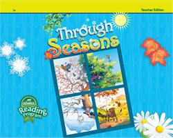 Through the Seasons Teacher Edition—New