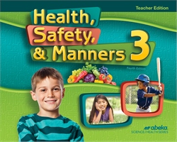 Health Safety and Manners 3 Teacher Edition—Revised