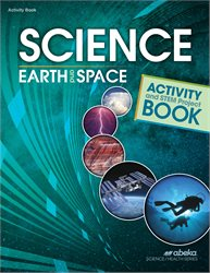 Science: Earth and Space Activity Book with STEM project resources—Revised