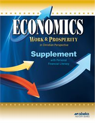 Economics Supplement with Personal Financial Literacy—New