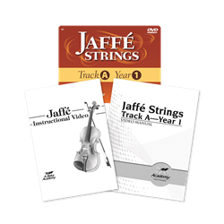 Jaffe Strings Track A Year 1 Teacher Kit
