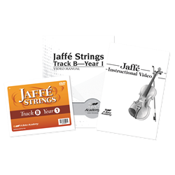 Jaffe Strings Track B Year 1 Teacher Kit