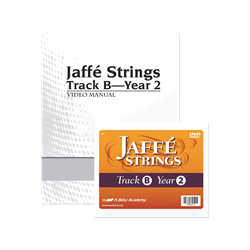 Jaffe Strings Track B Year 2 Teacher Kit