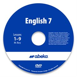 English 7 DVD Monthly Rental—Revised Course