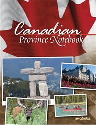 Canadian Province Notebook