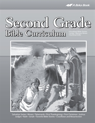 Grade 2 Bible Curriculum
