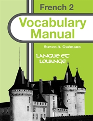 French 2 Vocabulary Manual