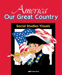 America: Our Great Country Social Studies Visuals