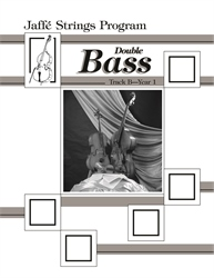 Jaffe Strings Track B Year 1 Double Bass Book