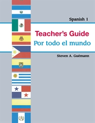Spanish 1 Teacher Guide