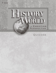 History of the World Quiz Book