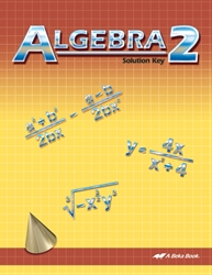Algebra 2 Solution Key