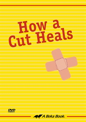 How a Cut Heals DVD