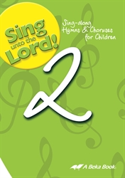 Grade 2 Sing unto the Lord CD
