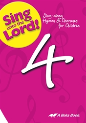 Grade 4 Sing unto the Lord CD