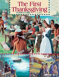 First Thanksgiving Lesson Guide