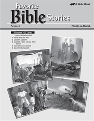 Favorite Bible Stories 1 Lesson Guide