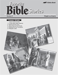 Favorite Bible Stories 2 Lesson Guide