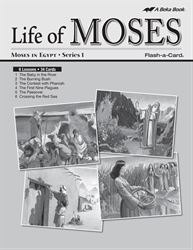 Moses in Egypt Lesson Guide