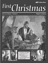 First Christmas Lesson Guide
